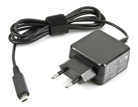 Блок питания для монитора 12V 1.5A mini USB