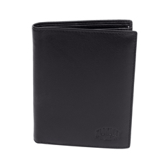Бумажник Klondike Claim, черный, 10,5х1,5х13 см
