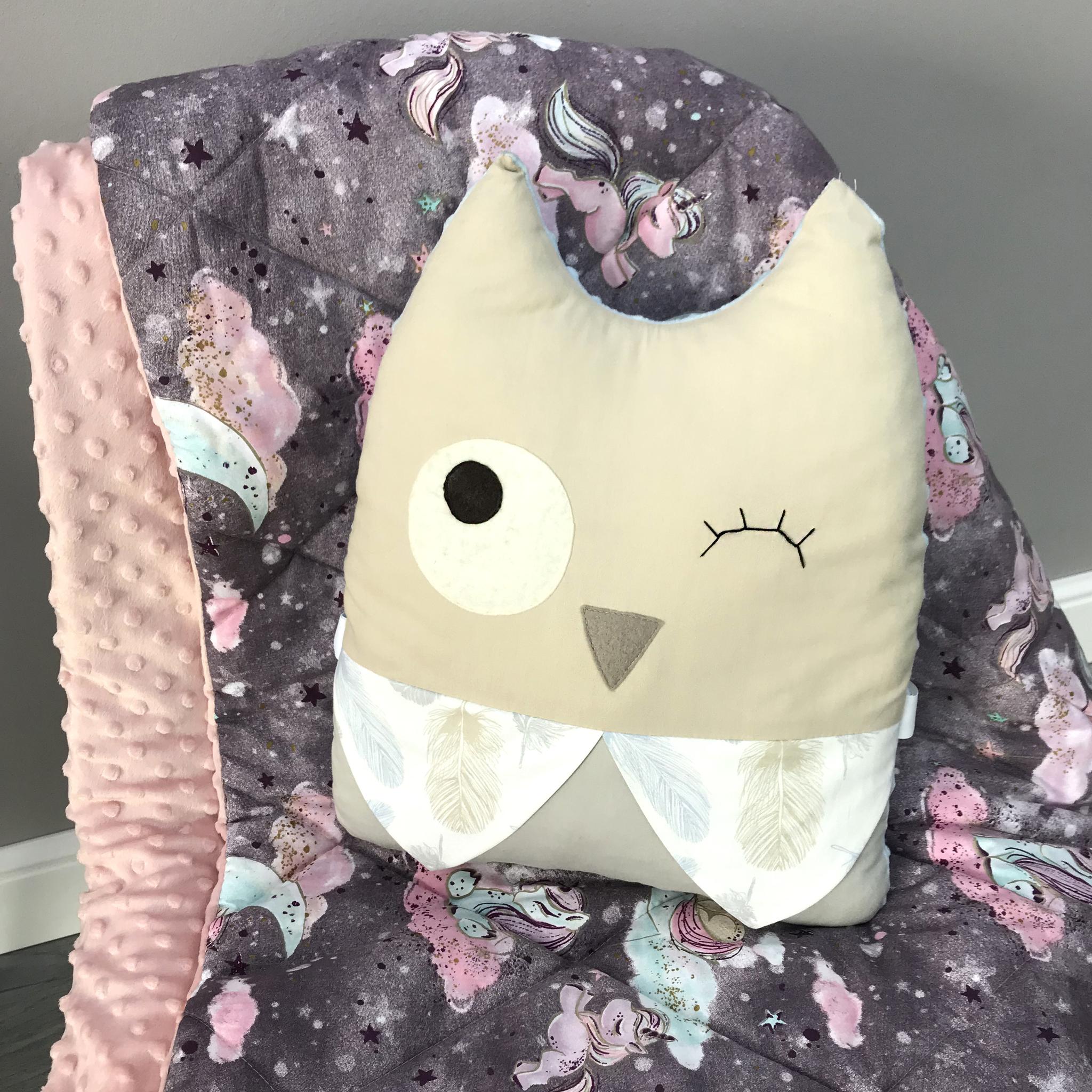 Бортик подушка Зверь 4