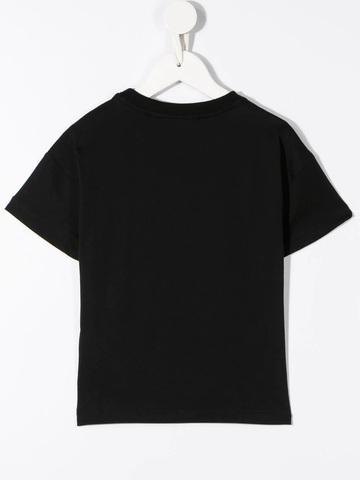 8100 Футболка р.32 черная