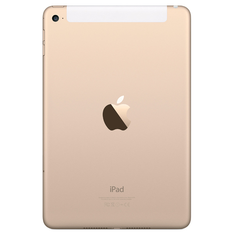 iPad mini 4 Wi-Fi+Cellular 64GB Gold