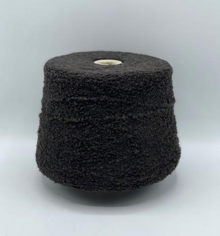 Pecci Filati (пр.Италия), art.Tango, 450 м/100гр, 85%меринос 13%Полиамид 2%эластан, цвет-Темно-коричневый. арт-10577
