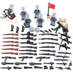 Минифигурки Военных Японская Армия серия 416