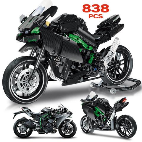 Конструктор мотоцикл 85001,838д