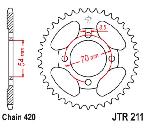 JTR211