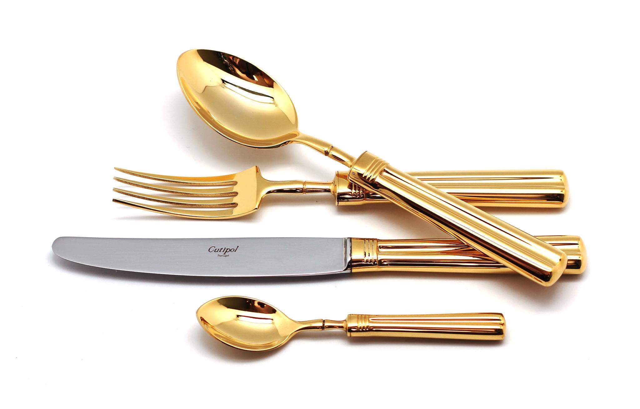 Набор 72 пр FONTAINEBLEAU GOLD, артикул 9161-72, производитель - Cutipol