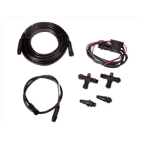 Стартовый комплект NMEA 2000, комплект кабелей и коннектеров для сети Lowrance Net N2K-EXP-KIT RD