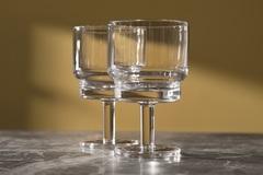 Набор из 2 бокалов для вина Utility, 220 мл, прозрачный, фото 2
