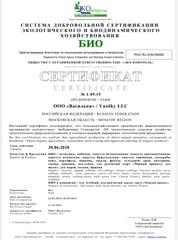 Редис с ботвой БИО (Васильки), 200 гр
