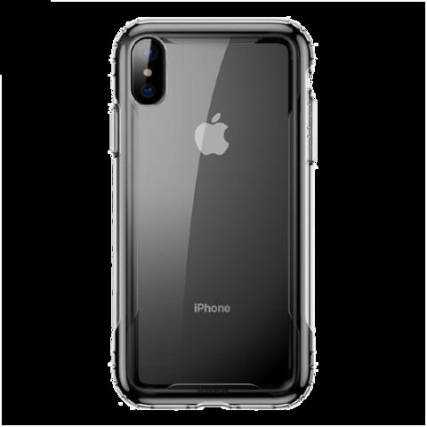 Baseus / Чехол Baseus Armor Case для iPhone Xs | Черный