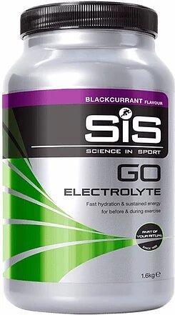 SiS Go Electrolyte Powder, Черная смородина, 1,6 кг.