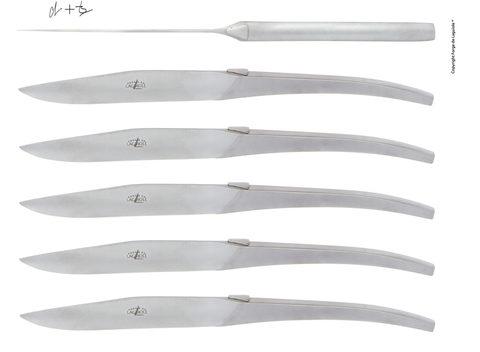 Набор из 6 столовых ножей