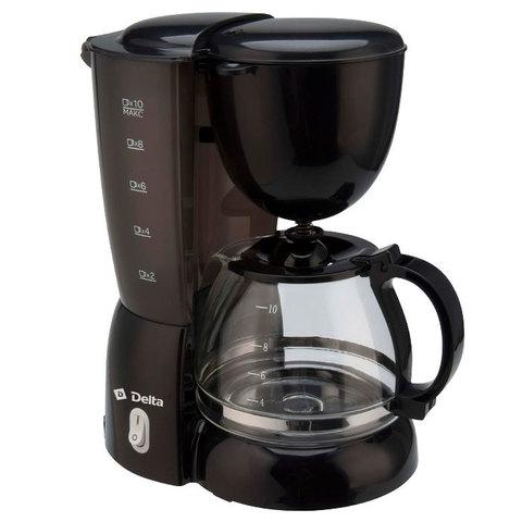 Кофеварка DELTA DL-8155
