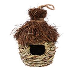 Скворечник «Бунгало» для птиц, 14х14х18 см