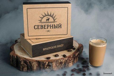 Табак для кальяна Северный - Фраерской Ликер
