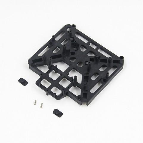 Рама и выключатель для квадрокоптера MJX X101 - MJX-101004