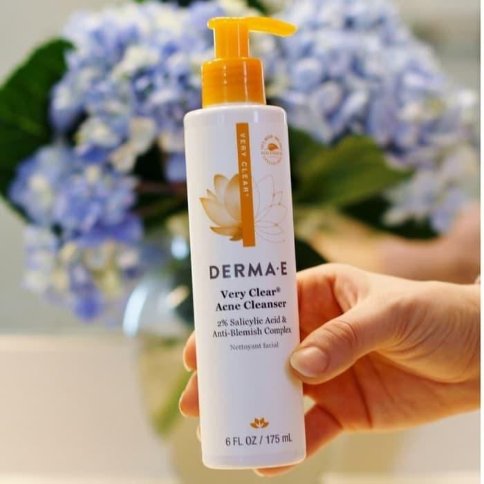 Гель для умывания Derma E  с 2% салициловой кислотой 175 мл