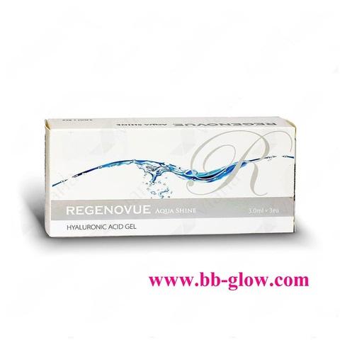 Биоревитализант Regenovue Aqua Shine (1 упаковка 3 шприца по 3 мл.)