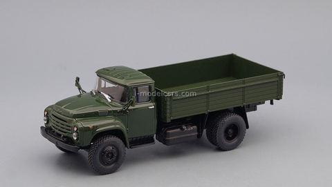 ZIL-130-78 (76) flatbed truck khaki Ultra Models 1:43