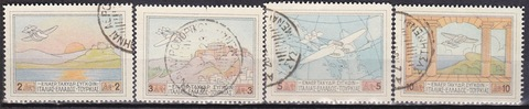 1926 №А 346-D 346 гашенная