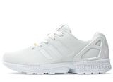Кроссовки Мужские Adidas ZX Flux White All