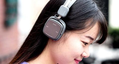 Remax RB-200HB Bluetooth гарнитура черные