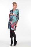 Платье для беременных 05704 разноцветный