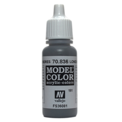 Model Color London Grey 17 ml.