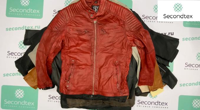 Куртки кожаные из Германии