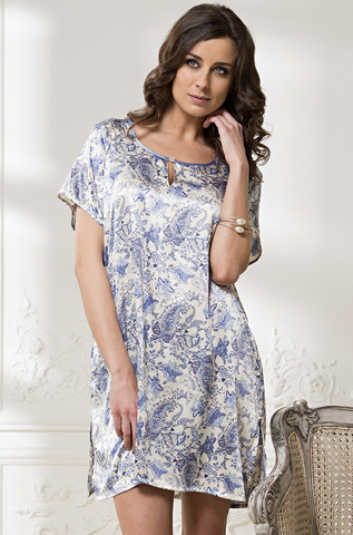 Туника женская шелковая MIA-Amore   Дольче Вита  5915