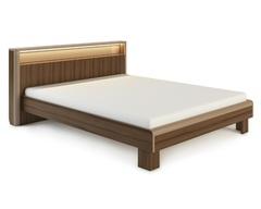 Кровать ОЛИВИЯ с подсветкой