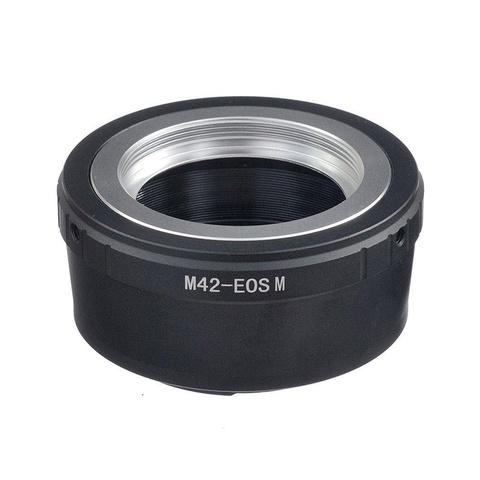 Адаптер M42 на Canon EOS M