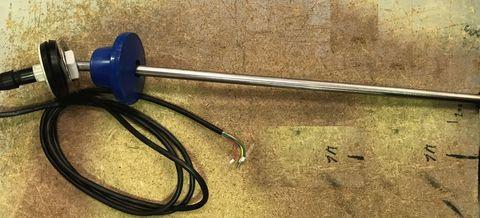 15095 Датчик уровня герконовый 520 мм для молочной колбы 100 л