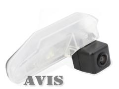 Камера заднего вида для Lexus RX III 270 10+ Avis AVS312CPR (#042)