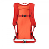 Картинка рюкзак горнолыжный Osprey Kamber 16 Ripcord Red - 3