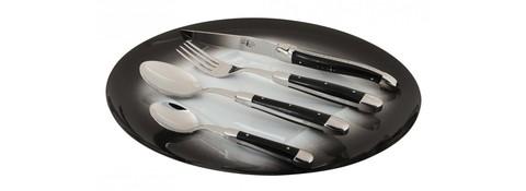 Набор 2 предмета (нож+вилка), Forge de Laguiole TF 2M IN BN
