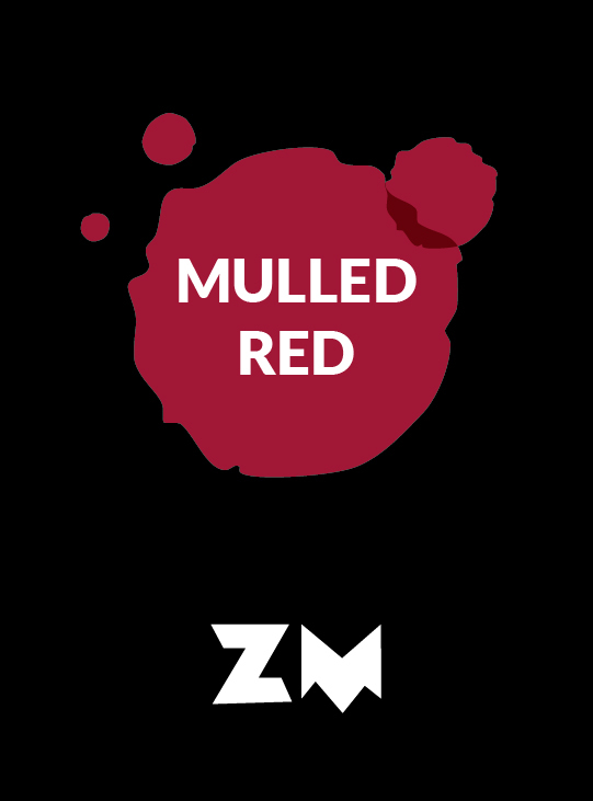 Accessory ZM MULLED RED 50