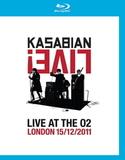 Kasabian / Live! Live At The 02 London 15/12/2011 (Blu-ray)