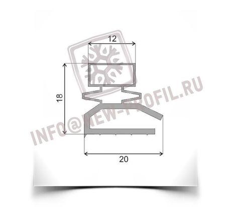 Уплотнитель для кондитерской витрины KIFATO Аляска 1800 размер 810*320 мм(013)