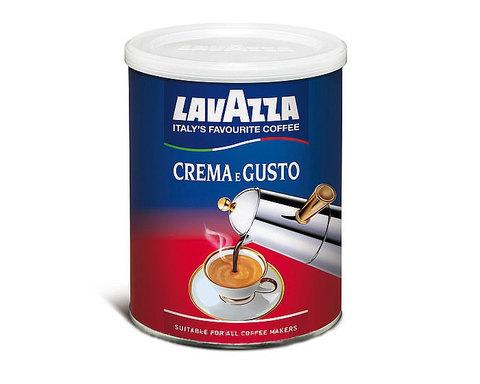 LavAzza Crema e Gusto, 250 г ж/б