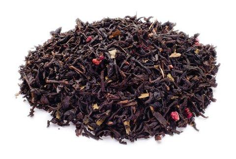 Малина со сливками Чай черный 100 гр.