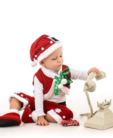 Костюм Санта Клаус Кроха 2