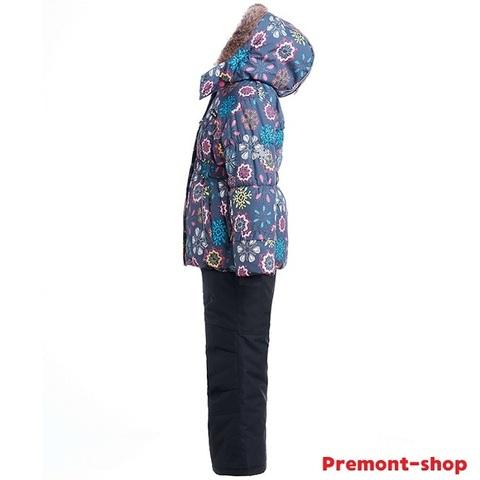 Комплект Premont для девочки Цветущий Банф WP91256 GREY