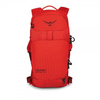 Картинка рюкзак горнолыжный Osprey Kamber 16 Ripcord Red - 4