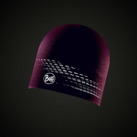 Спортивная шапка со светоотражением Buff Hat Dryflx  Pump Pink фото 2