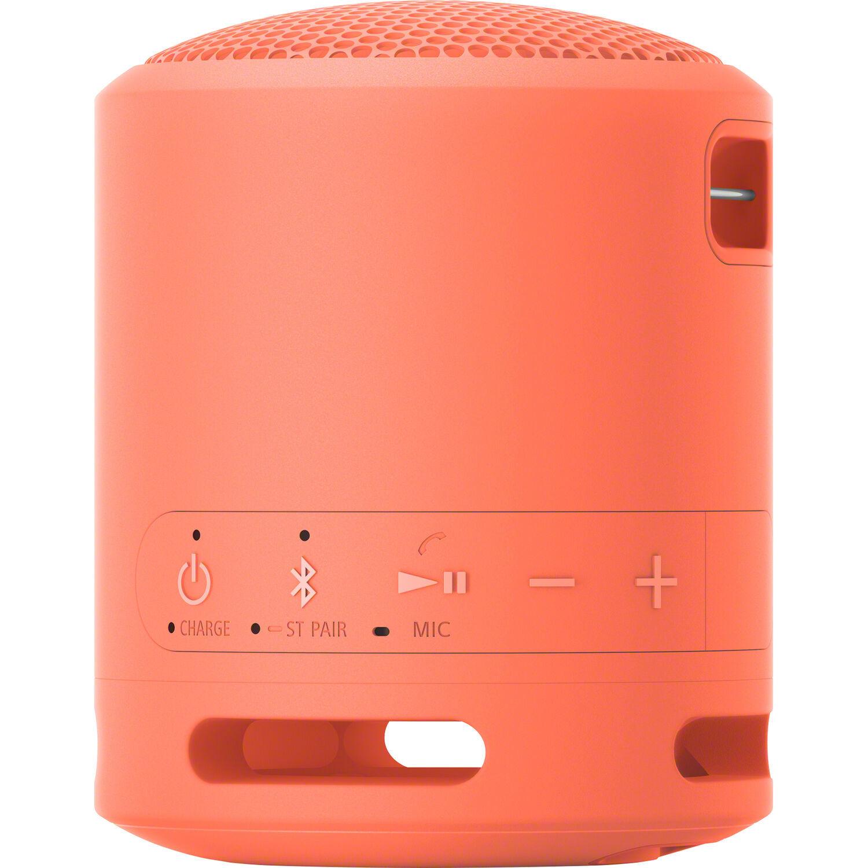 Портативная акустика Sony SRS-XB13P розового цвета