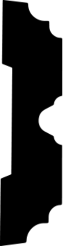 Молдинг 1.51.357