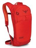 Картинка рюкзак горнолыжный Osprey Kamber 16 Ripcord Red -
