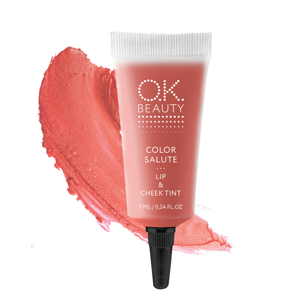 OK Beauty Color Salute Lip & Cheek Tint TANAMI