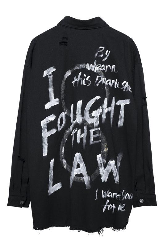 Джинсовая куртка «LOCU»